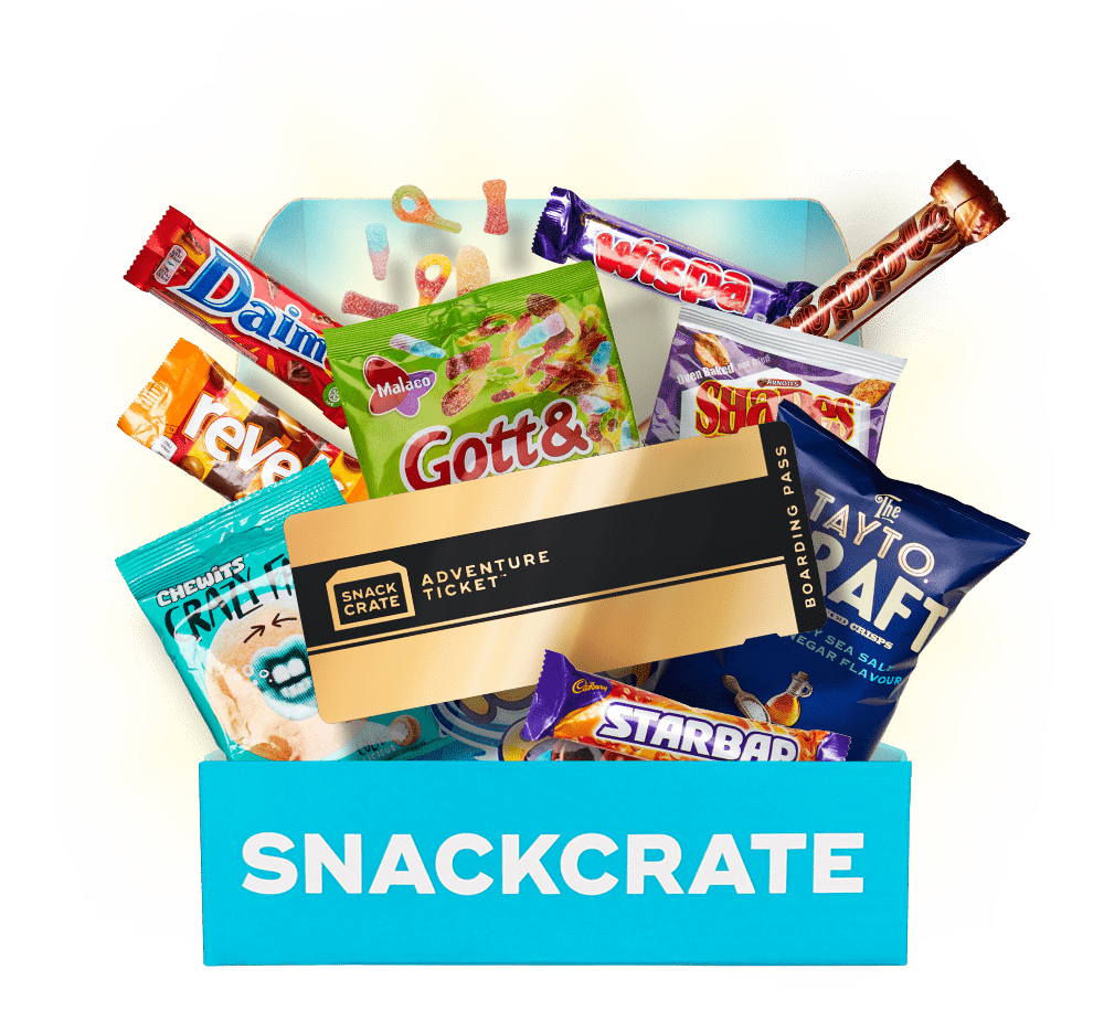 snack box sverige