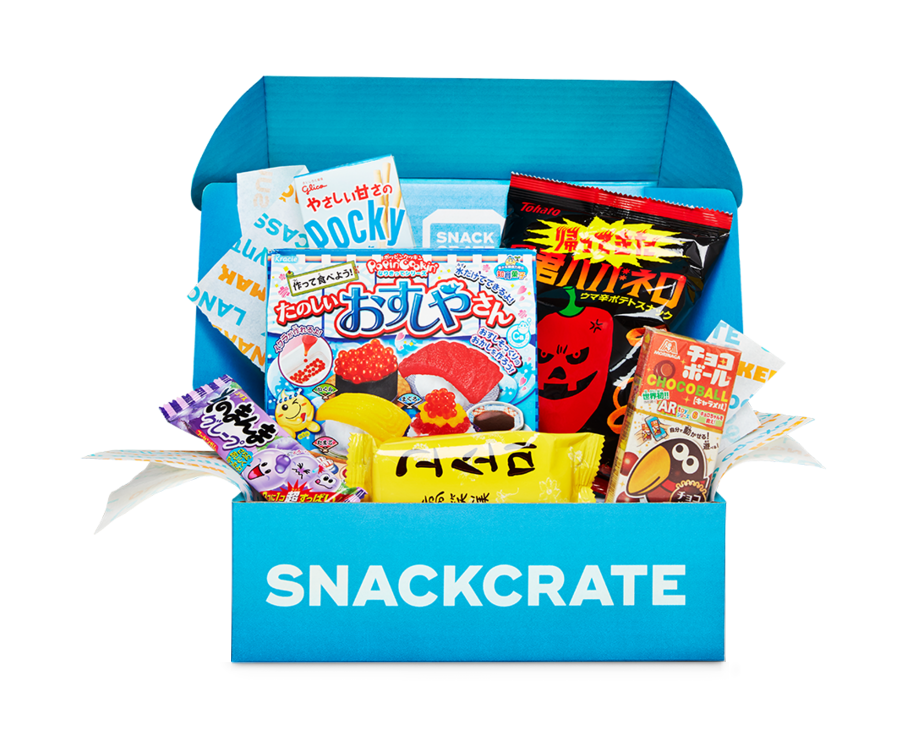 Snackcrate for $5