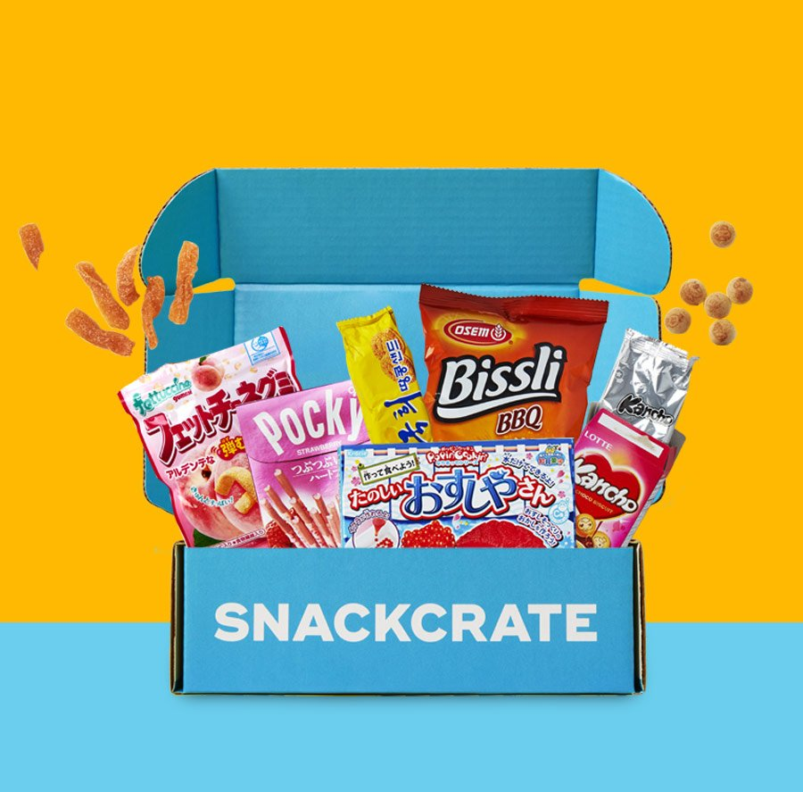 Image result for snackcrate