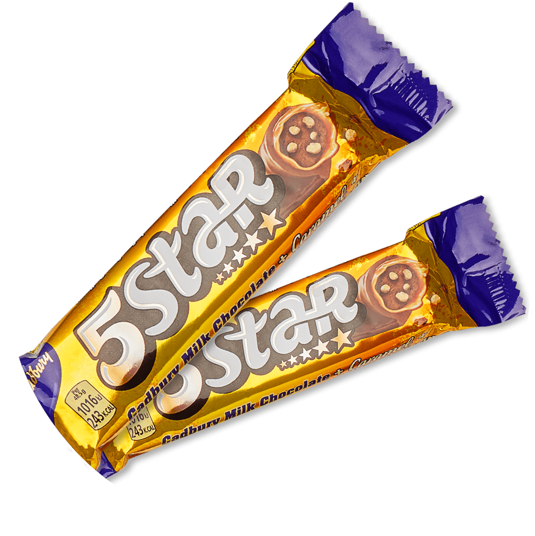 Cadbury 5 Star