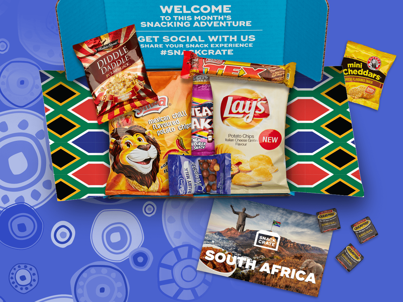 South Africa Snackcrate