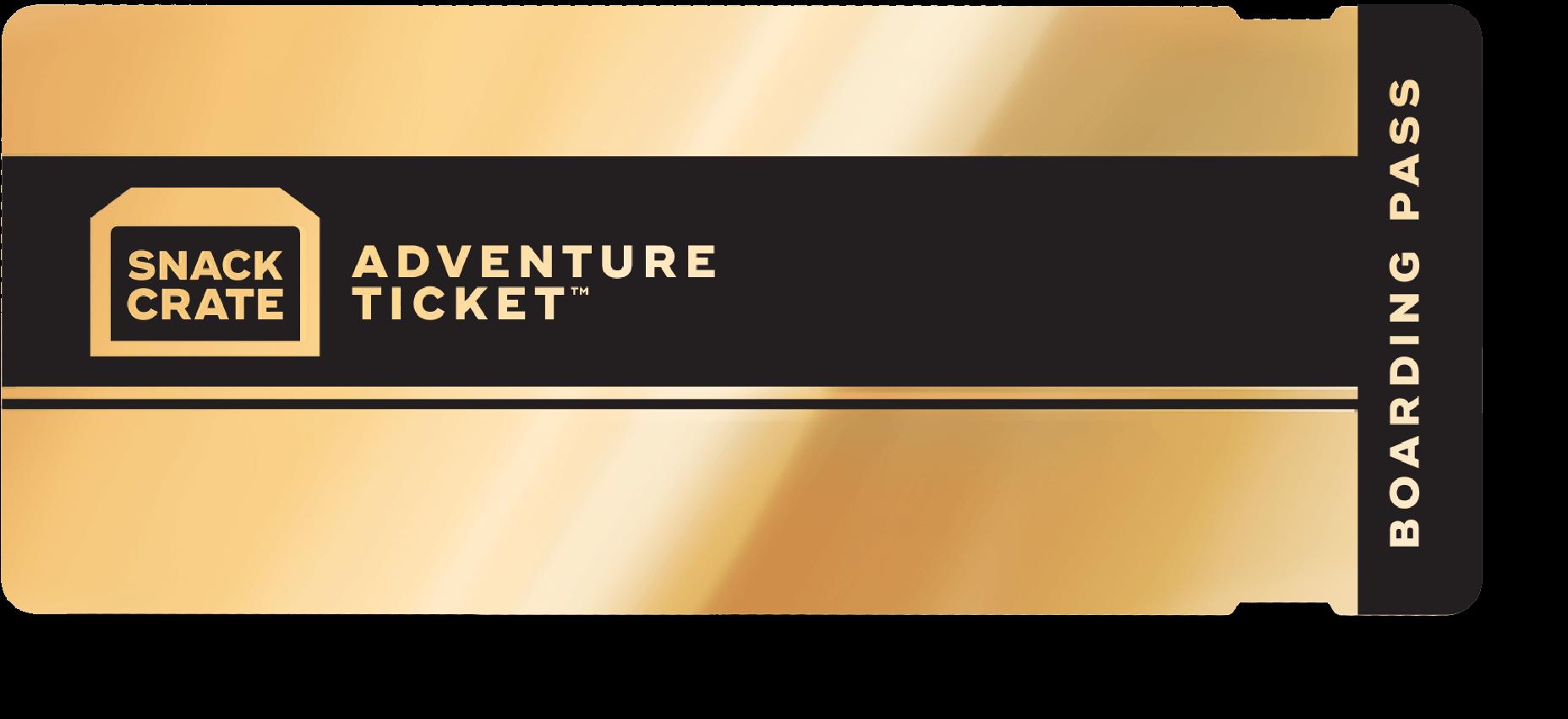 adventure ticket