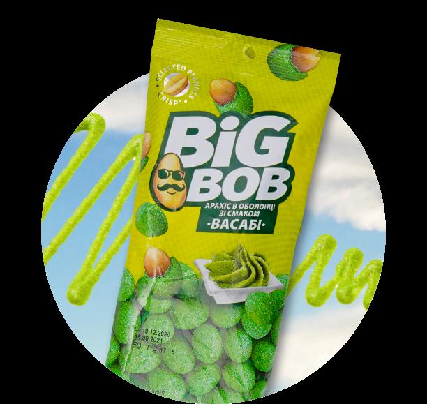 Big Bob Nuts